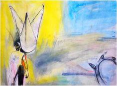 Day 168   Art by #junkohanhero #watercolor #artsy #drawings #arte #arty #artista #artes #acrylics #artist #artistico #kunst #artdisplay #artistic #paint #artlovers #drawn #artlife #artoninstagram #artscene #artwatchers #artlover #watercolorpencils #illustrations #konst #draweveryday #illustrationoftheday #worldofartists #draws #artcollective
