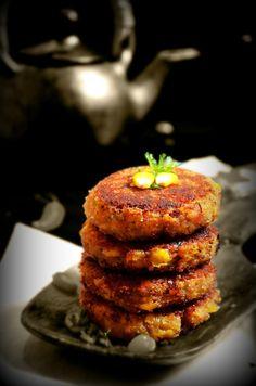 corn cutlet recipe #cutlet #corn #cornrecipes #indiansnacks