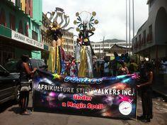 Bwa Bwa Carnival characters
