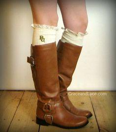 #Baylor Boot Socks! #sicem ($35 on Etsy)