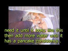 How to Make Bacalaito (no fish) - The Vegan Way - YouTube