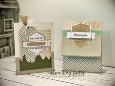 One Stampin' Mother Tucker: A Paper Pumpkin Thing Manly Moments Blog Hop