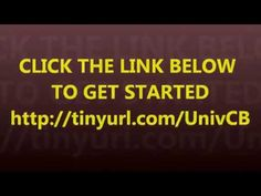NEW Clickbank University Video Training Course - 2015 Training Courses, Get Started, University, How To Get, Learning, News, Life, Studying, Teaching