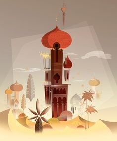 POPIETTE Pauline Merlaut - color designer ELIOT KID - season II (Samka Productions)