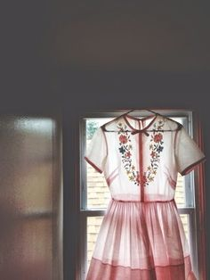 Retro Glam: One of my favorite vintage frocks