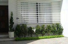 Home Window Grill Design, Window Grill Design Modern, Balcony Grill Design, Bamboo House Design, My Home Design, Small House Design, Window Design, Door Gate Design, Wooden Door Design