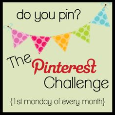 The Pinterest Challenge