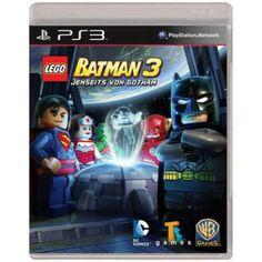 LEGO Batman 3: Jenseits von Gotham  PS3 in Actionspiele FSK 6, Spiele und Games in Online Shop http://Spiel.Zone
