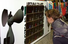 El Centro de Desarrollo Sociocultural de la Fundación Germán Sánchez Ruipérez en la Mini Maker Faire de León.