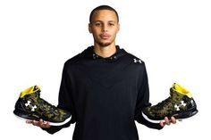Under Armour Has High Hopes for Stephen Curry Shoe | CMO Strategy - Advertising Age