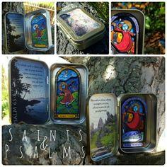 "Saints & Psalms: ""Pilgrimage"" & ""In Creation"""