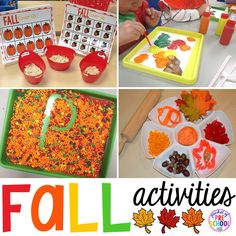 Fall is always exciting in my classroom. Students are excited and interested in all the changes that are occurring outside (not to ment...