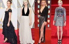 awesome Red Carpet Scorecard 2017: Which Designers Dressed the Most Actresses This Yr?