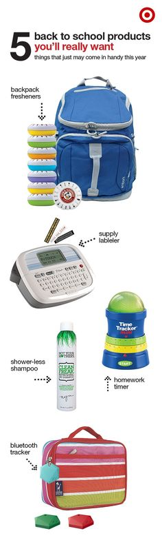 #paypalit for these #backtoschool items from @target that will help make starting the semester off smoothly easy for the whole family.