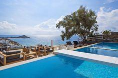 Myconian Ambassador Thalasso Spa, villa Mykonos (Grecia) - Relais Châteaux. Dentro de dos años!!
