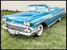 1958 Chevrolet Bel Air...Brought to you by Agents of #CarInsurance at #HouseofinsuranceEugene