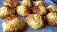 Vynikajúce tvarohové žemle za 30 mnút na stole! Muffin, Breakfast, Recipes, Food, Basket, Morning Coffee, Recipies, Essen, Muffins