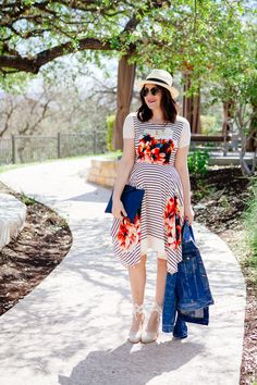 Kendi Everyday: Garden Party Dress