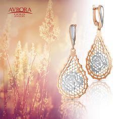 Если вы не знаете как поднять себе настроение этим летом, то Avrora Gold даст вам простой совет: приобретайте прекрасные золотые серьги у нас магазине!   #avroragold #аврораголд #девушка #украшения #золото