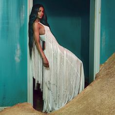 Ciara -- Roberto Cavalli Fall/Winter 2015-16 ad