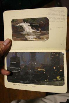Andrew Hem Sketchbook
