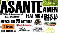 CORONATION TOUR: ASANTE AMEN ft Mr.J SELECTA powered by YOW @ T-TRANE(PG)