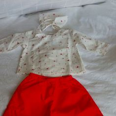 My baby girls outfit