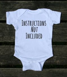 Im Not A Regular Baby Im A Cool Baby Baby Bodysuit Funny Cute Newborn Gift Girl Boy Infant Clothing - Baby Bodysuit - Ideas of Baby Bodysuit - I'm Not A Regular Baby I'm A Cool Baby Baby Bodysuit Cute Baby Gifts, Baby Shower Gifts For Boys, Baby Boy Shower, The Babys, Gifts For Newborn Girl, Baby Girl Gifts, Funny Babies, Cute Babies, Cool Baby Stuff