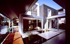 LONGUEVILLE HOUSE in Sydney by Marsh Cashman Koolloos - MCK Architects