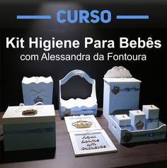 Ganhe até 3.500 reais por mês produzindo Kit Higiene para bebês, sem precisar sair de casa.. acesse: http://tiaraparabebe.com.br/como-fazer-kit-higiene-para-bebes-curso-completo/