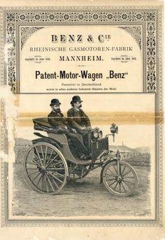 Benz 1890
