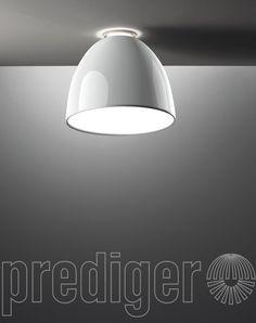 mini light case led deckenleuchte au en wei innen grau. Black Bedroom Furniture Sets. Home Design Ideas