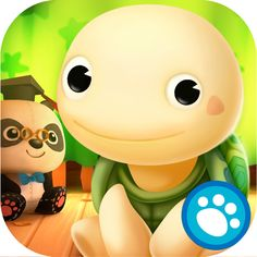 Have you already met Toto? Get it now and start taking care of this cute little turtle!  App Store: http://itunes.apple.com/app/id899441948?mt=8&at=11lHms&ct=TotoFB Google Play: https://play.google.com/store/apps/details?id=com.tribeplay.pandapet Amazon: http://www.amazon.com/gp/mas/dl/android?p=com.tribeplay.pandapet  #Apps #Kids #Games