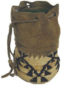 Antique beauty: Nez Perce Bag :