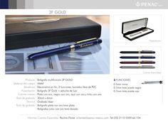 Promocionales Corporativos 3F Gold