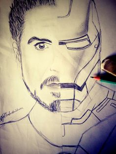 Tony Stark / Iron Man fanart