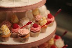 Cupcakes von Tigertörtchen auf der Love Circus Bash 2015