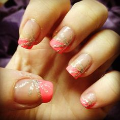 Up late nails.