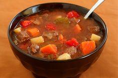 Steak Soup (Vegetable Beef Soup) Recipe