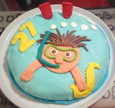 Juanca's Birthday Cake