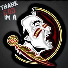 Thank God I'm a 'Nole.