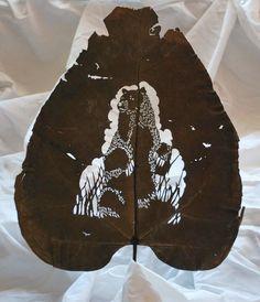 Top 15 des sculptures sur feuilles de Lorenzo Duran, l'homme qui remodèle la Nature