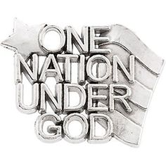 Sterling Silver One Nation Under God Lapel Pin >>> Find out more about the great product at the image link.(This is an Amazon affiliate link and I receive a commission for the sales)