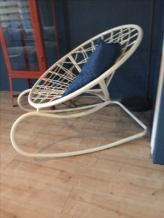 Axval schommelstoel