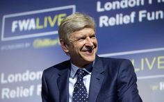 Arsene Wenger predicts the Premier League will soon see a female manager https://link.crwd.fr/1Fr2