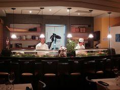 El Avila Tei, un restaurant japonés como no hay dos en Miami Beach Barra Bar, Sushi Restaurants, Miami Beach, Interior Design, Furniture, Cars, Home Decor, Ideas, Interior Lighting