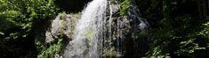 Powerscourt Waterfall, County Wicklow, Ireland