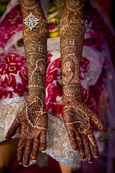 Mehndi art and the usage of Henna has been around for centuries and has not been relegated to just India or the Sub-Continent of India.  Several African nations if not the whole continent uses Henna as not only a decorative piece but in other aspects of their culture!!