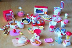 Hello Kitty Re-Ment Collection