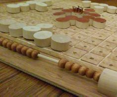A little known fact about the vikings is that they really liked board games, and their favorite game was Hnefatafl.Hnefatafl is a game of strategy, somewhat similar to chess, though ...